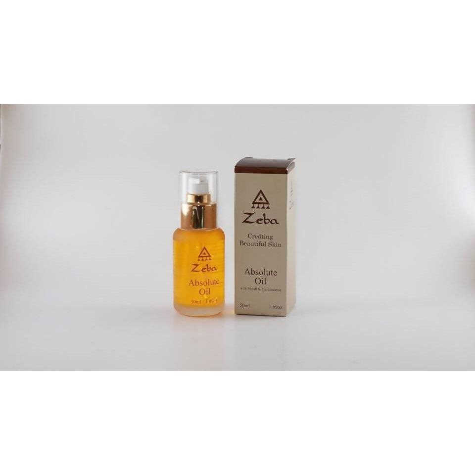 Zeba Absolute Oil 50 ml Pump