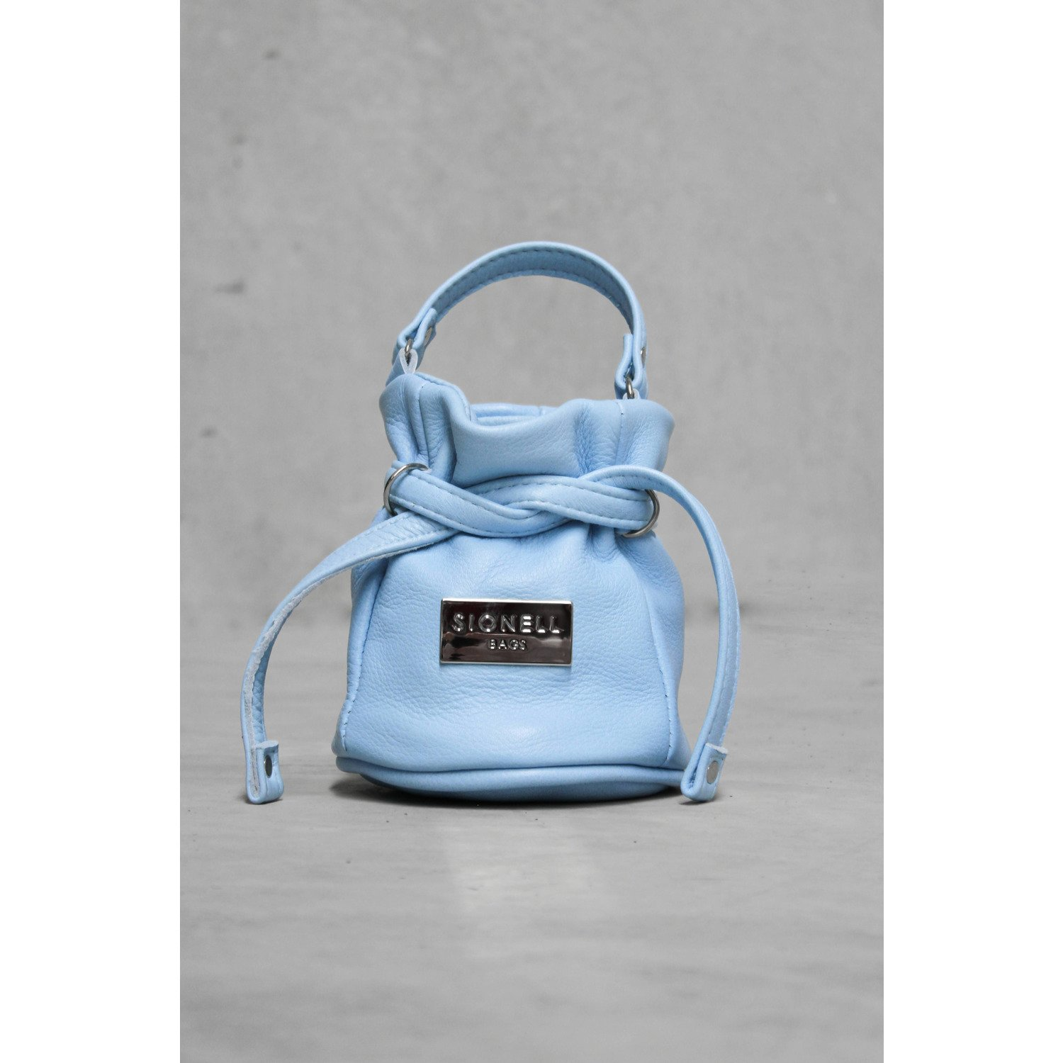 Pouch Bag Blue